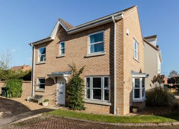Thumbnail 4 bedroom detached house for sale in Wolseley Close, Peterborough, Cambridgeshire