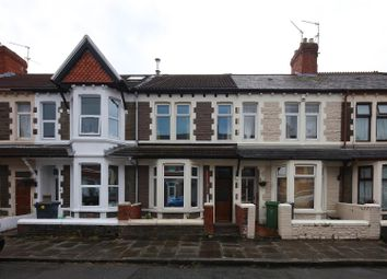 Thumbnail 2 bed property for sale in Brithdir Street, Cathays, Cardiff