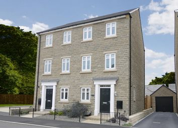 "Thumbnail 3 bed end terrace house for sale in ""Cannington"" at Wakefield Road, Lightcliffe, Halifax"
