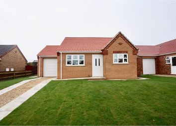 Thumbnail 2 bed detached bungalow for sale in Baggaley Drive, Horncastle