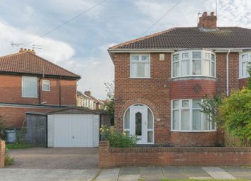 Thumbnail 3 bed semi-detached house for sale in The Garlands, York