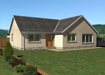 Thumbnail 3 bed detached bungalow for sale in The Scott, East Broomlands, Kelso