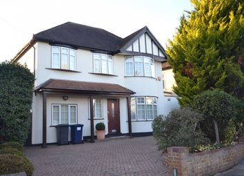 Thumbnail 4 bedroom detached house for sale in Church Crescent, Whetstone, London