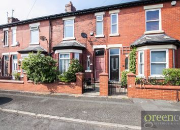 Thumbnail 3 bedroom terraced house for sale in Woodleigh Street, Blackley, Manchester