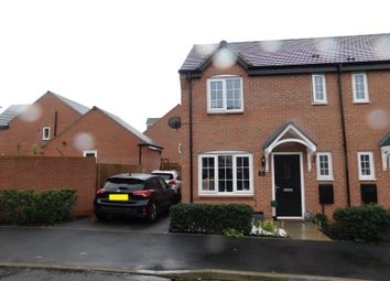 Thumbnail 3 bed semi-detached house for sale in Stoneyford Road, Overseal