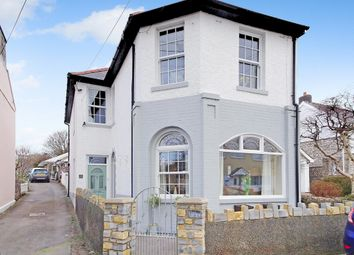 Thumbnail 3 bed detached house for sale in Newton Nottage Road, Newton Village, Newton, Porthcawl
