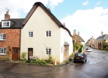 Thumbnail 3 bed cottage for sale in Churchgate, Hallaton, Market Harborough