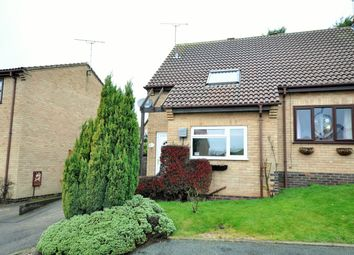 Thumbnail 2 bed semi-detached house for sale in Meynell Close, Stapenhill, Burton-On-Trent