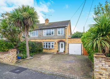 Thumbnail 4 bed semi-detached house for sale in Peartree Lane, Doddinghurst, Brentwood