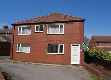 Thumbnail 1 bed flat to rent in Coppice Road, Highfields, Doncaster