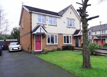 2 bed semi-detached house for sale in Copper Beeches, Penwortham, Preston PR1
