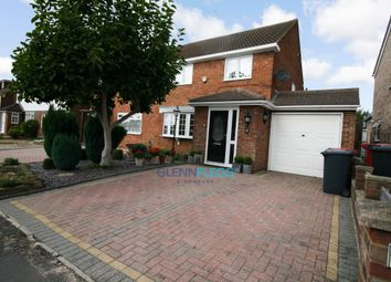 Thumbnail 3 bed semi-detached house for sale in Alderbury Road, Langley, Slough