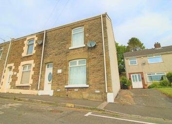Thumbnail 3 bed end terrace house for sale in Hopkin Street, Brynhyfryd, Swansea