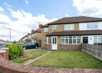Berry Avenue, Watford, Hertfordshire WD24. 1 bed maisonette for sale