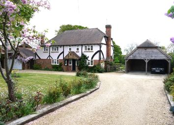 Thumbnail 3 bed detached house for sale in Rickmans Lane, Plaistow, Billingshurst, West Sussex