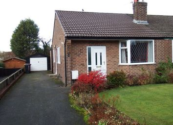 Thumbnail 2 bedroom bungalow to rent in Lea Gate Close, Bradshaw, Bolton