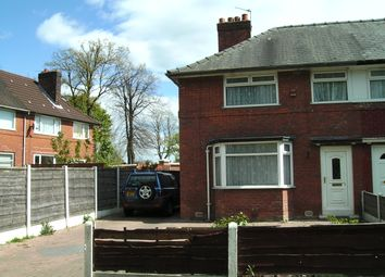 Thumbnail 3 bedroom semi-detached house to rent in Meadowside Avenue, Manchester