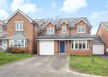 Thumbnail 4 bed detached house for sale in Sycamore Close, Craven Arms, Shropshire