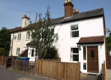 Thumbnail 2 bed end terrace house to rent in Reading Road, Farnborough