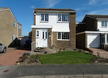 Thumbnail 3 bed detached house for sale in Badlesmere Road, Eastbourne