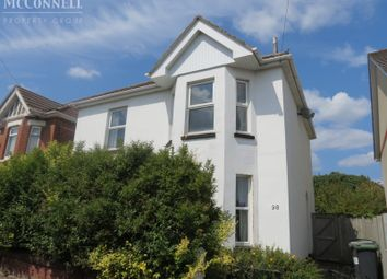 Thumbnail 5 bed detached house to rent in Brassey Road, Winton, Bournemouth