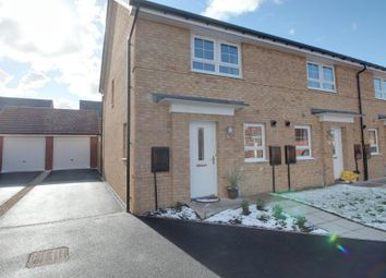 Thumbnail 3 bed end terrace house for sale in St. Wilfrids View, Brayton, Selby