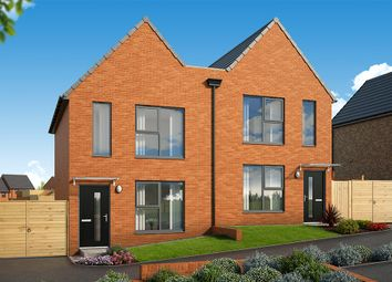 "Thumbnail 2 bed property for sale in ""The Foxhill"" at Harborough Avenue, Sheffield"