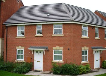 Thumbnail 2 bedroom maisonette to rent in Harrop Close, Leicester