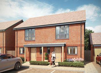 Parish Lane, Pease Pottage RH10. 2 bed semi-detached house for sale