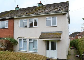 Thumbnail 3 bed semi-detached house to rent in Milford Road, Yeovil Marsh, Yeovil