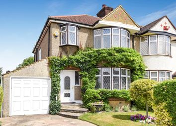 Thumbnail 3 bed semi-detached house for sale in Boleyn Gardens, West Wickham