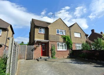 Thumbnail 4 bed property for sale in Greenlands Road, Weybridge