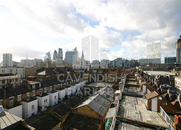 Thumbnail 3 bed flat to rent in Hanbury Street, Shoreditch, London