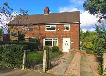 Thumbnail 3 bed semi-detached house for sale in Wood Street, Middleton, Manchester