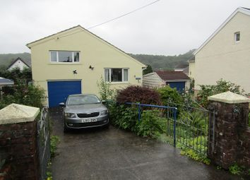 Thumbnail 3 bed detached house for sale in 24 Ynyscedwyn Road, Ystradgynlais, Swansea.