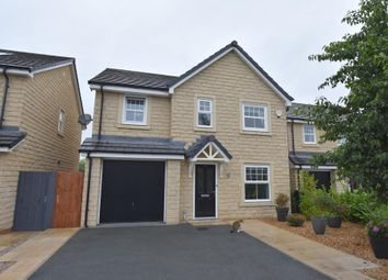 Thumbnail 4 bed detached house for sale in Chapel Close, Low Moor, Clitheroe