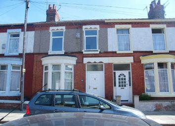 Thumbnail 3 bedroom terraced house to rent in Edenfield Road, Wavertree, Liverpool