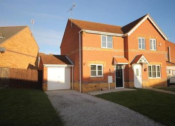 2 bed semi-detached house for sale in Curbar Close, North Wingfield, Chesterfield, Derbyshire S42