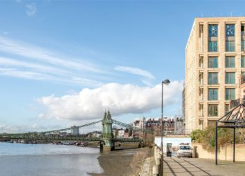 Thumbnail 1 bed flat for sale in Queens Wharf, Crisp Road, Hammersmith, London