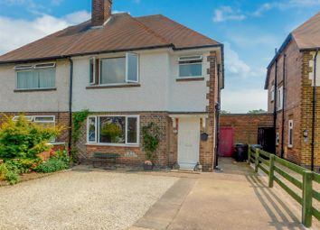 Thumbnail 3 bed semi-detached house for sale in Welbeck Road, Long Eaton, Nottingham