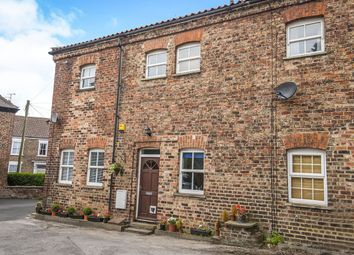 Thumbnail 3 bed terraced house for sale in Grove Court, Driffield