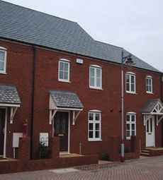 Thumbnail 3 bedroom terraced house to rent in Burge Meadow, Cotford St Luke, Taunton