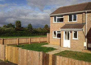 Thumbnail 2 bed end terrace house to rent in Deveron Walk, Corby, Northamptonshire