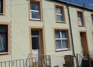 Thumbnail 1 bed terraced house to rent in Adare Street, Ogmore Vale, Bridgend