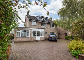 Thumbnail 5 bedroom detached house for sale in Beaumont Road, Cambridge