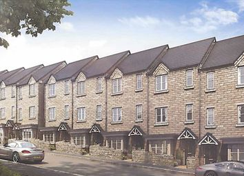 Thumbnail 3 bed town house for sale in Plot 46, Off Waingate, Linthwaite, Huddersfield