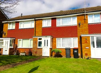 Thumbnail 3 bedroom terraced house to rent in Cheyne Close, Dunstable