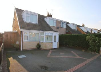Thumbnail 3 bed semi-detached house for sale in Sidney Avenue, Hesketh Bank, Preston
