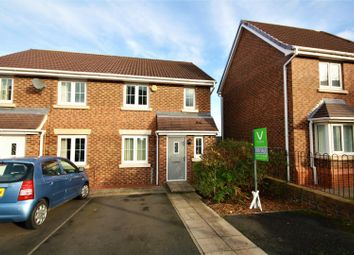 Thumbnail 3 bed semi-detached house for sale in Beechwood Close, Sacriston, Durham