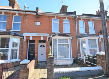 Thumbnail 3 bed terraced house for sale in Christchurch Road, Ashford